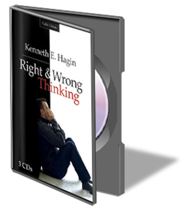 Right and wrong thinking by kenneth e hagin