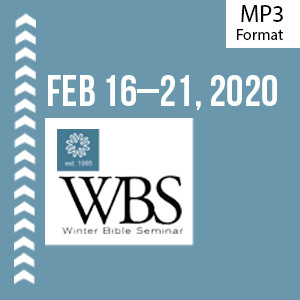Friday, Feb. 21, 2020 7:00 p.m. - Kenneth W. Hagin