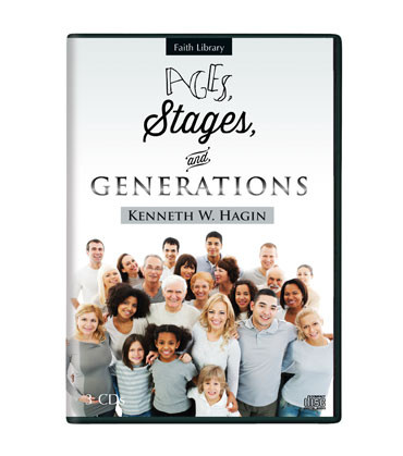Ages, Stages, and Generations (3 CDs)