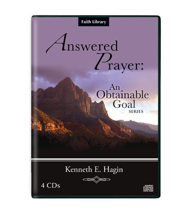 Answered Prayer: An Obtainable Goal Series (4 CDs)