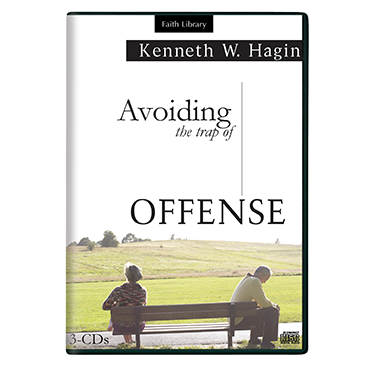 Avoiding The Trap Of Offense - (3 CDs)