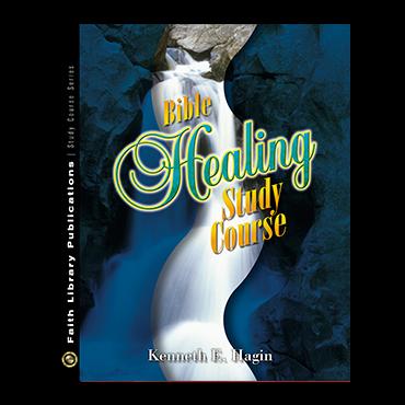 Bible Healing Study Course (Book)