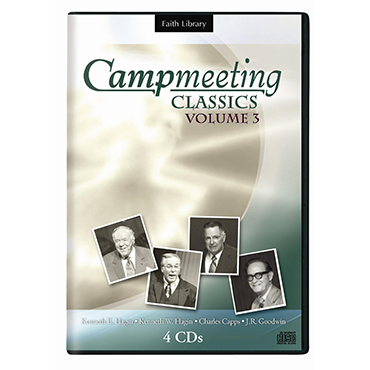 Campmeeting Classics Volume 3 (4 CDs)