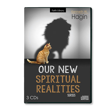 Our New Spiritual Realities Series (3 CDs)