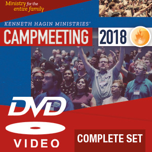 CAMPMEETING 2018 DVD SET (16 DVDS)