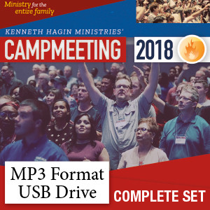 CAMPMEETING 2018 MP3 SET ON A USB DRIVE (16 MP3S)