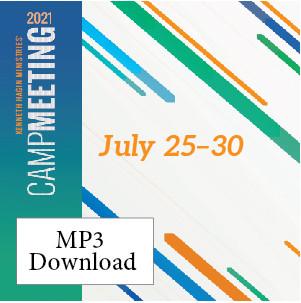 Kenneth W. Hagin - July 29, 2021 Thursday PM