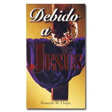 Debido a Jesús (Becasue of Jesus - Book)