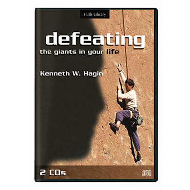 Defeating The Giants In Your Life (2 CDs)