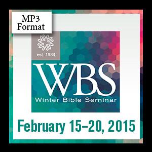 Wednesday, February 18, 7:00 p.m.—Kenneth W. Hagin