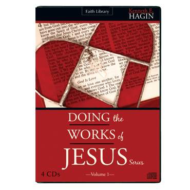 Doing the Works of Jesus Series—Volume 1 (4 CDs)
