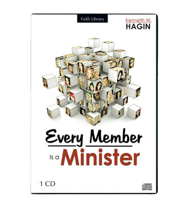 Every Member Is a Minister (1CD)