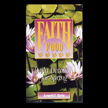 Faith Food For Spring (Book)