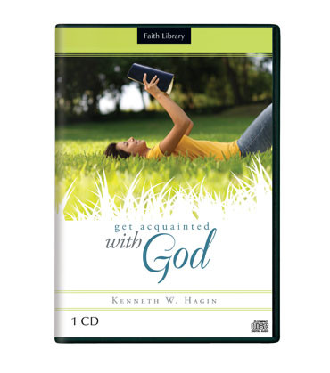 Get Acquainted With God (1 CD)