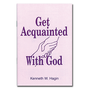 Get Acquainted With God (Book)
