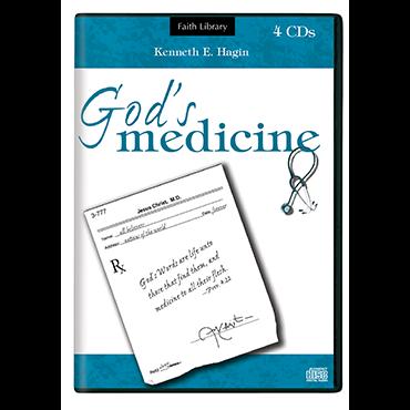 God's Medicine (4 CDs)