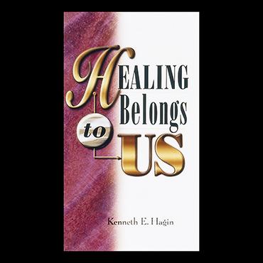 Healing Belongs To Us (Book)