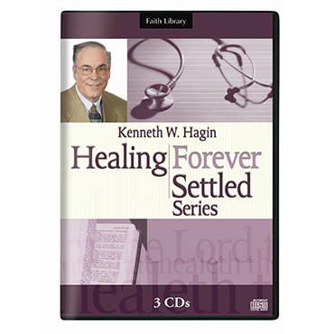Healing Forever Settled (3 CDs)