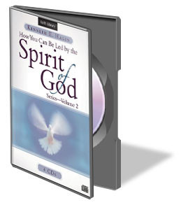 How You Can Be Led By The Spirit of God Series Volume 2 - (4 CDs)