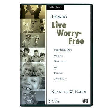 How To Live Worry-Free (3 CDs)
