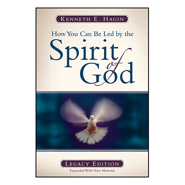 How You Can Be Led By The Spirit of God: Legacy Edition (Book)