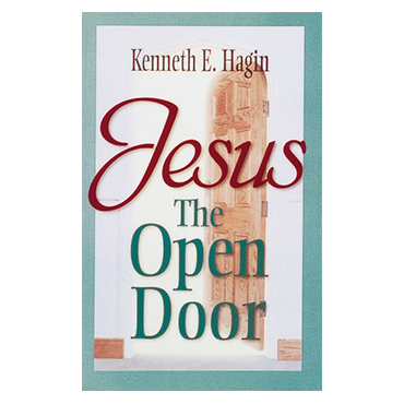 Jesus - The Open Door (Book)