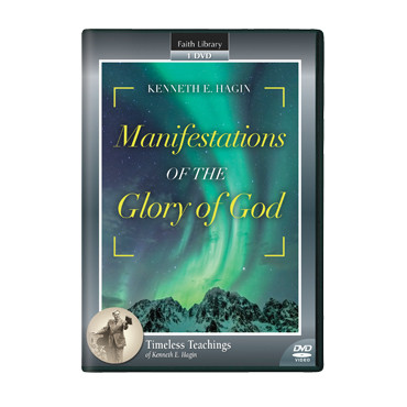Manifestations of the Glory of God (1 DVD)