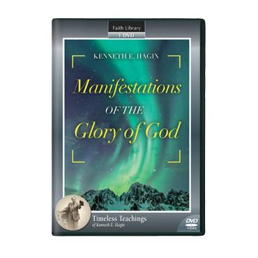 Manifestations of the Glory of God (1 DVD)