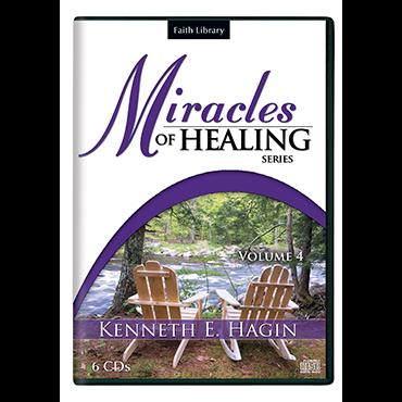 Miracles of Healing Series-Volume 4 (6 CDs)