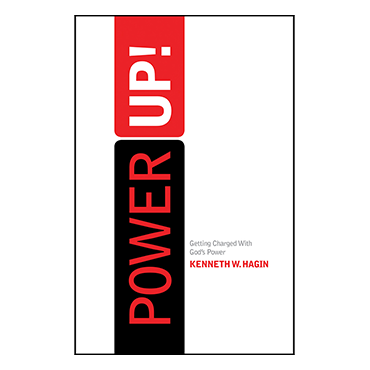 Power Up! Getting Charged With God's Power (Book)