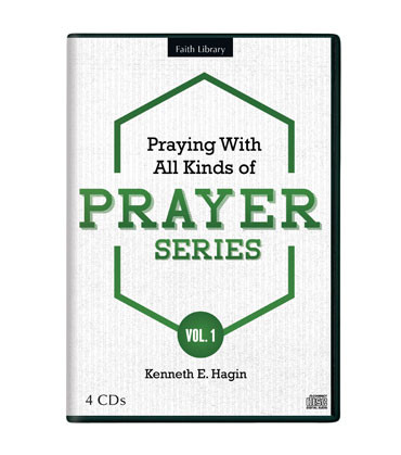 Praying With All Kinds of Prayer Series--Volume 1 (4 CDs)
