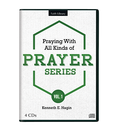 Praying With All Kinds of Prayer Series—Volume 1 (4 CDs)