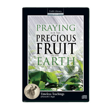 Praying for the Precious Fruit of the Earth (1 CD)
