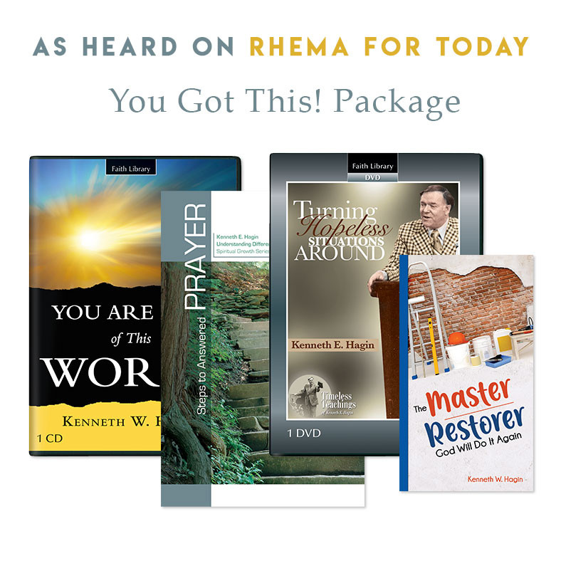 You Got This! Package