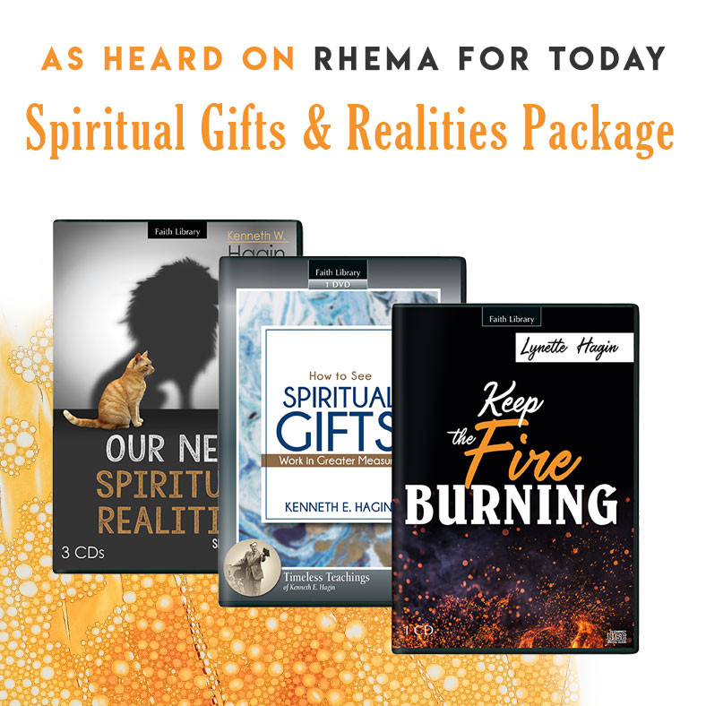 Spiritual Gifts & Realities Package