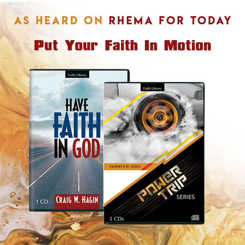 Put Your Faith in Motion