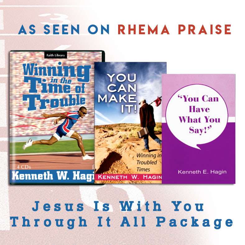 Jesus Is With You Through It All Package