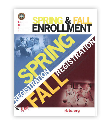 FREE RBTC Information / Enrollment Packet