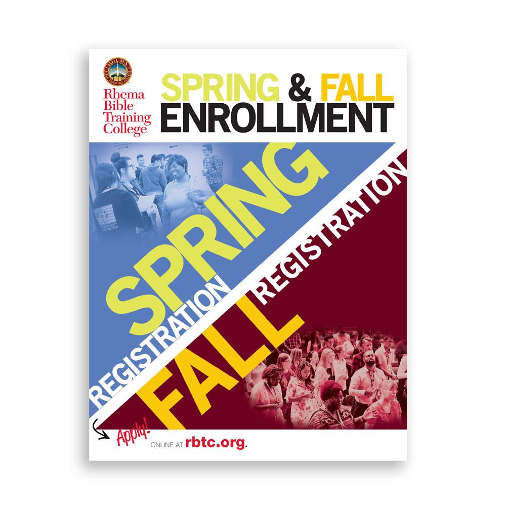 FREE RBTC Information / Enrollment Packet