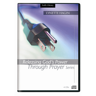 Releasing God's Power Through Prayer Series (4 CDs)