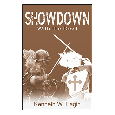 Showdown With The Devil (Book)