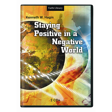 Staying Positive In A Negative World (2 CDs)