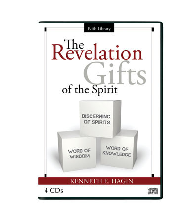 spiritual gifts the revelation gifts of the spirit 4 cds