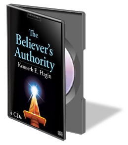 The Believer's Authority (4 CDs)