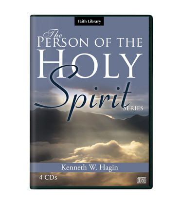The Person of the Holy Spirit Series (4 CDs)