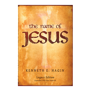 The Name of Jesus: Legacy Edition (Book)