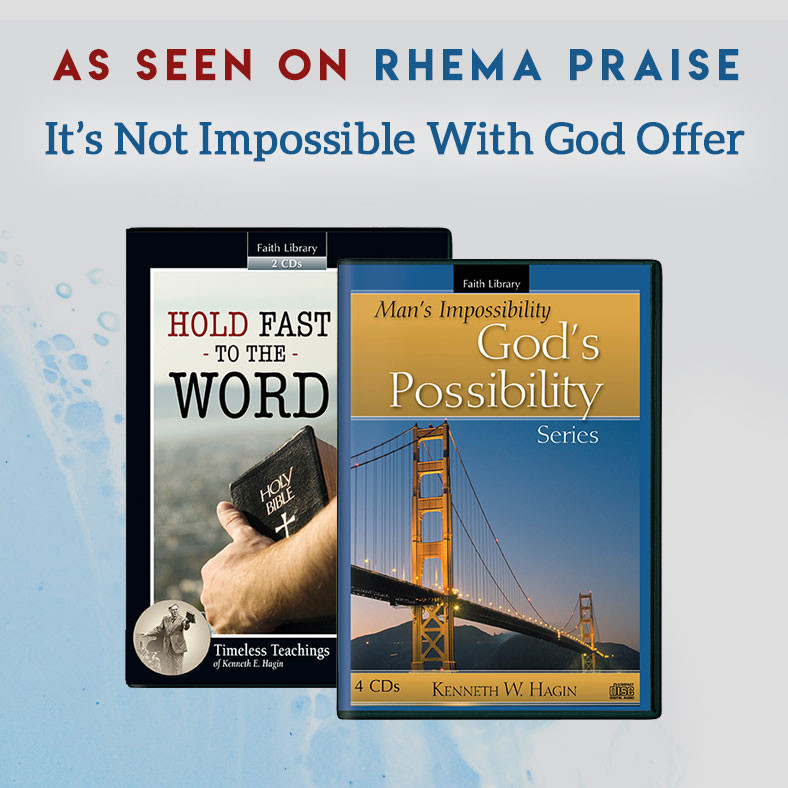 It's Not Impossible With God Offer