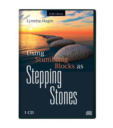 Using Stumbling Blocks as Stepping Stones (1 CD)