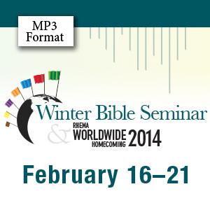 Monday, February 17, 7:00 p.m.—Kenneth W. Hagin— (MP3)