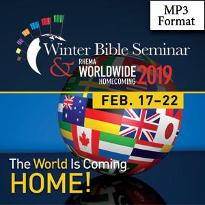 Thursday, Feb. 21, 2019 7:00 p.m. - Kenneth W. Hagin